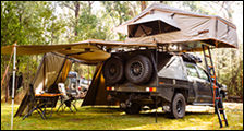 Awnings & Tents