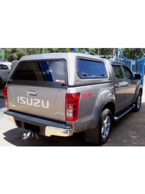 DMX12FL T-CPYLL - EGR - Isuzu D-Max Crew Cab 6/2012 - Dual Lift Up Windows