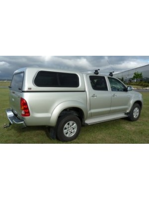 HLXFS-CPYSL - EGR - Toyota Hilux Dual Cab (2005 - 6/2015) - One Slider, One Lift Up