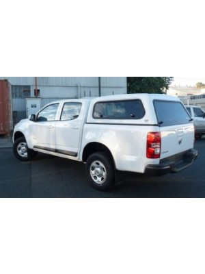 RGCOLFLT-CPYLL - EGR - Holden Colorado Crew Cab 6/2012 - Dual Lift Up Windows