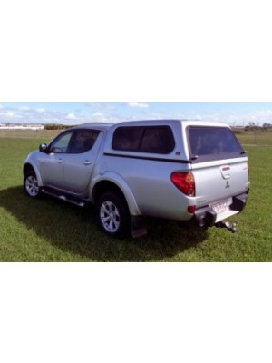 TRITONFL-CPYSL - EGR - Mitsubishi Triton Double Cab (8/2009 - 6/2015) - One Slider, One Lift Up